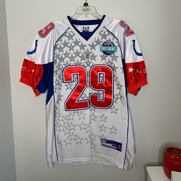 low priced 1cc20 3f708 Joseph Addai Authentic Colts Pro Bowl Jersey